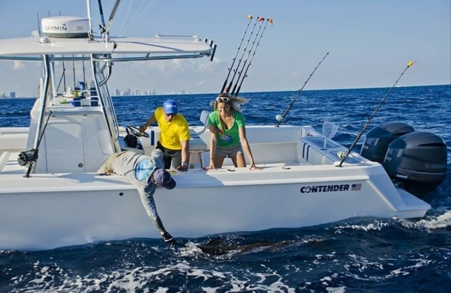 Alabama Offshore Fishing Spots by GPS Fishing Maps