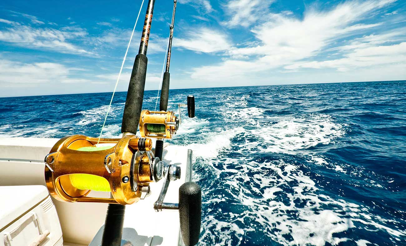 Gulf Coast Fishing Spots by GPS Fishing Maps
