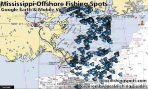 Mississippi Offshore Fishing Spots