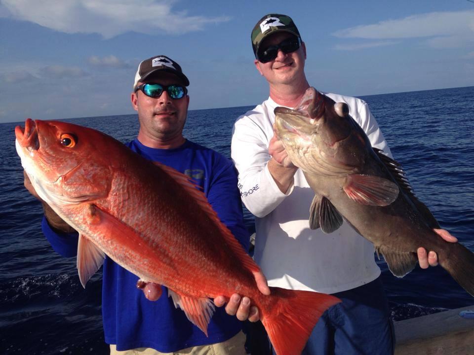 Gulf Coast Grouper Fishing Spots