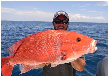 Gulf Snapper Fishing Spots