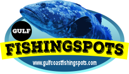 Gulf Coast Fishing Spots for GPS